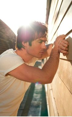 Ian Somerhalder: What Fans Should Know About The Vampire Diaries Star - Celebrities Female Vampire Diaries Damon, Vampire Diaries Poster, Ian Somerhalder Vampire Diaries, Vampire Diaries Memes, Vampire Daries, Vampire Diaries Wallpaper, Vampire Diaries The Originals, Nikki Reed, Ian And Nina