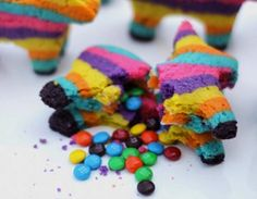 Piñata Cookies - super cute and probably way too ambitious for me!