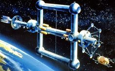 space stations atomic rockets - 595×366