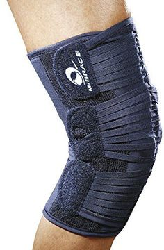 MBrace AIR Vega Plus Patella Stab Brace with Hinges Blue Medium >>> You can find out more details at the link of the image.