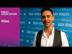 Tom Hiddleston's delight at evil roles in Disney's Tinker Bell And The Pirate Fairy and Thor (by pressassociation)