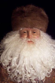 My Love Santa-face - made by Karen Vander Logt