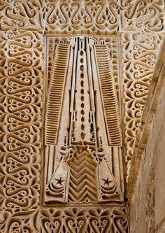 Stucco decoration in a Farasan island old ottoman house - Saudi Arabia | Flickr - Photo Sharing!