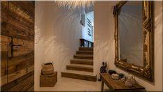 Vidéki ház, enteriőr Rusztikus nappali Barokk szekrény a hálószobában Modern lakás Vidéki ház a Balaton- Felvidéken (Luxuslakások, ház)