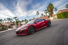 cool 2017 Acura NSX (60)