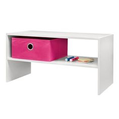 Shelf to put on cube storage units