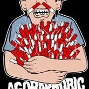 Agoraphobic Nosebleed - Grindcore band from the US