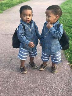 I want twin boys so bad 😩😍 Cute Little Baby, Baby Kind, Pretty Baby, Little Babies, Baby Boy Swag, Kid Swag, Baby Boys, Cute Twins, Cute Babies