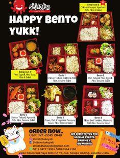 Get your own lunch set! Disc 20% for Mix Tempura & Beef Yakiniku Bento Set only at Shitako Cafe. Have a good lunch 😉😉 . . . #shitakocafe #shitakolovers #shitakotakoyaki #shitakohoms #shitakohouse #promo #january #discount #tempura #mix #beef #yakiniku #bento #catering #lunchset #complete #bentoset #kelapagading #kulinerkelapagading #japanese #snack #lunch #kelilinggading #jktgo #jktgofood #gagaldiet #anakjajan