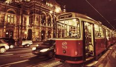 Tram in Vienna © [d]interaction Still Images