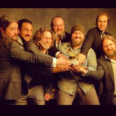 Crazy Band Members Of Zac brown. I love them!