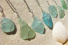 Sea glass jewelry wedding-ideas