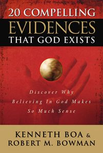 20 convincing proofs that God exists. Discover why faith makes so much sense for your mind and your heart.