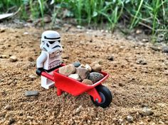 #day #nice #stormtrooper #starwars #legostarwars #lego #minifigures #legostagram by valey4ik