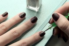 Nail art work