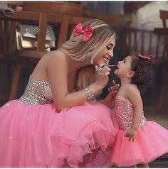 Mãe e filha ❤️