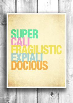 Motivational print digital illustration movie quote by Happy Letter Shop