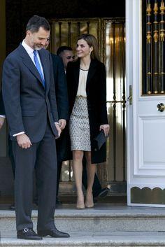 Visita de Estado de Sus Excelencias el Presidente de la República de Colombia, Sr. Juan Manuel Santos Calderón, y Señora Rodríguez de Santos Madrid, 01.03.2015 / 03.03.2015
