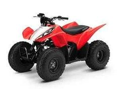 New 2017 Honda TRX®90X ATVs For Sale in California. Kids have a lot of choices today: virtual reality, role playing, reality TV, social media. Here's a novel idea, though, and one that never goes out of style: How about real reality? Like getting outdoors, in the sunshine and fresh air and the dirt every kid loves to play in? With a Honda TRX90X, the world is your sandbox. It's the entry-level ATV that's designed to be beginner friendly, yet offers enough sporty performance for anyone…