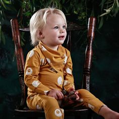 Hedgehog Romper Mustard by Anarkid Hedgehog, Mustard, Kids Outfits, Kids Fashion, Leather Jacket, Rompers, Children, Casual, How To Wear