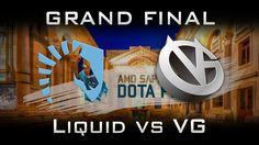 Liquid vs VG Grand Final Dota Pit Minor 2017 Highlights Dota 2 - Part 1
