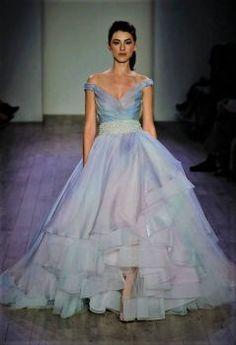Lazaro Wedding Dress...