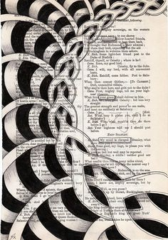 """love the zentangle """"framing"""" a portion of scripture! Could scan a page of the BIble, resize the image, print then tangle over top. MUST TRY"""