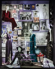 Retail Design | Store Interiors | Shop Design | Bergdof Goodman 111th Anniversary window
