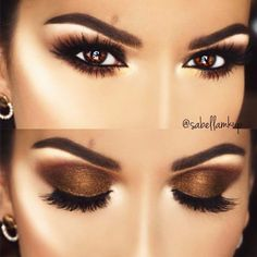 Makeup Looks That Can Enhance Your Hooded Eyes ★ See more: http://glaminati.com/hooded-eyes-makeup/