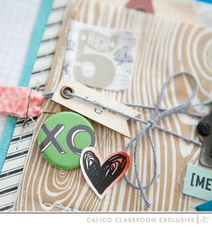 sneak peek by @marcypenner  for her Pop Off the Page 2 class - registration ends 4.30 and class starts 5.1.