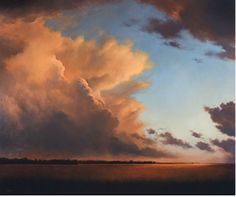 Dreamy clouds and skies by James McLaughlin Way...