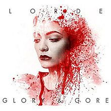 Glory and Gore - Wikipedia Lorde Songs, News Us, Big Words, Indie Pop, Music Pictures, Queen Bees, Love Her, Singer, Artwork