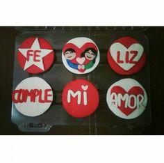 #deliquequis #cupcakes #fondant #rico #postre #cake #deliquequis