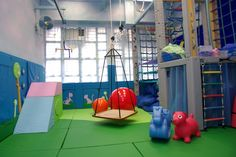 great sensory room.