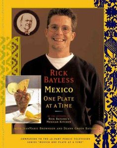 Rick Bayless has been acclaimed widely as America's foremost proponent of Mexico's thrillingly diverse cuisine. In this companion book to his 26-part Public Television series, he takes us, with boyish