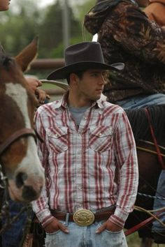 Cowboy, take me away. again and again and again. whew.