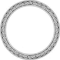 кельтский орнамент по кругу: 10 тыс изображений найдено в Яндекс.Картинках