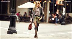 Fall layering....capes. shopbop.com