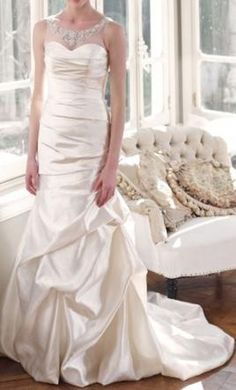 Mia Solano M1308Z 8: buy this dress for a fraction of the salon price on PreOwnedWeddingDresses.com
