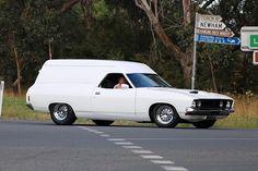 XB Falcon Panel Van Australian Muscle Cars, Aussie Muscle Cars, Australian Ute, Custom Classic Cars, Car Station, Old School Vans, Van Car, Custom Muscle Cars, Ford Falcon