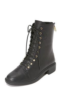 Joie Hartlyn Combat Boots