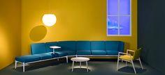 Seduta Lounge SOCIAL Plus DSO2_3AAL