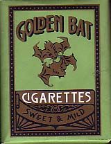 I smoked these when I lived in Japan. They were the nastiest cigarettes in the entire world, but the package was SO COOL.