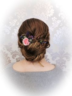 Hairstyling by Christina Gubier Wedding Hairstyles, Hair Styles, Fashion, Hair Plait Styles, Moda, Fashion Styles, Hair Makeup, Wedding Hair, Hairdos