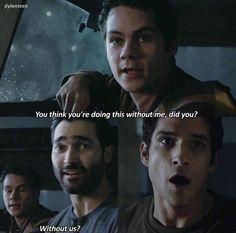 Scott: OH MA GAWD MA STEREK HEART
