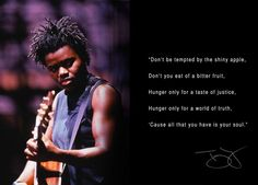 tracy chapman all that you have is your soul quote Soul Quotes, Lyric Quotes, Meaningful Quotes, Inspirational Quotes, Story Lyrics, Songs With Meaning, Tracy Chapman, Senior Quotes, Your Soul