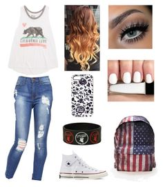 Midwest kid dreamin California by taylorbug1616 on Polyvore featuring polyvore, moda, style, Billabong, Converse, Comeco, jack, california and catchy