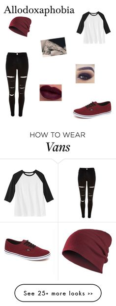 """Untitled #352"" by hummingbirdgrl on Polyvore featuring River Island and Vans"
