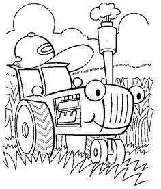 10 free printable john deere coloring pages online - Tractor Coloring Pages Printable
