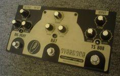 Overdone – TS808 Tube Screamer + Proco Rat + Big Muff